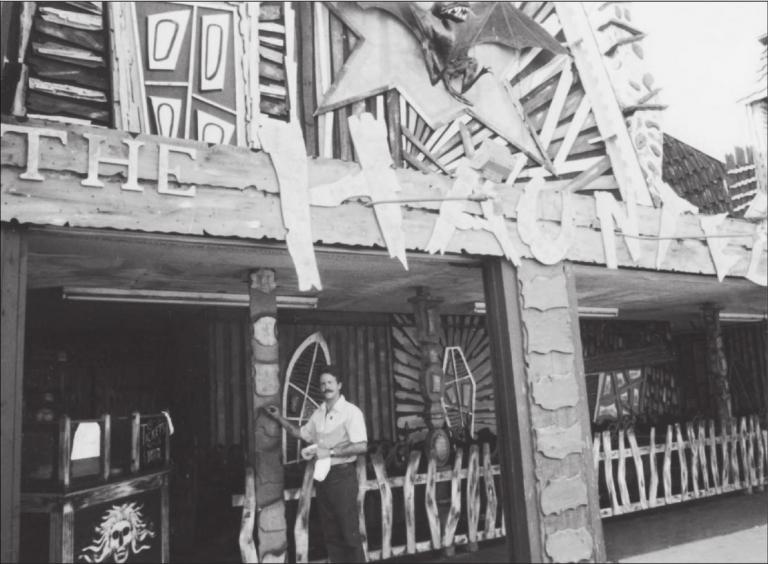 Original Facade - 1970s