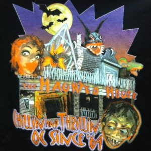 """Haunted House """"Collage"""" T-Shirt"""