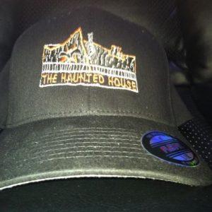 Haunted House Flex Hat