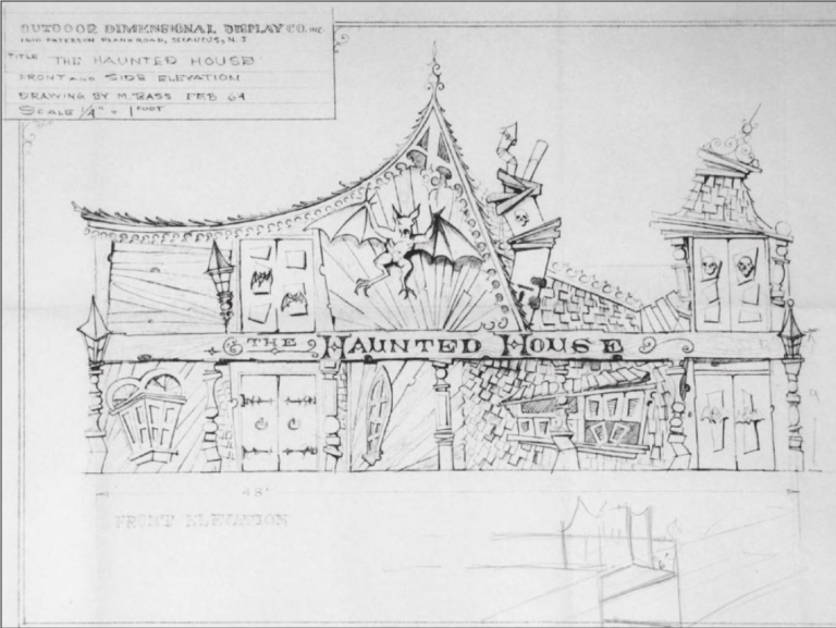 Origional Blueprint 1964