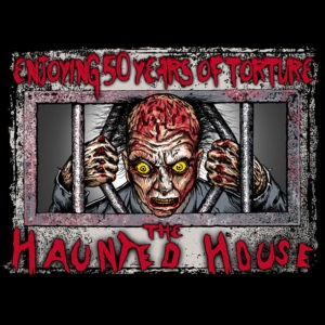 """HH """"50 Years of Torture"""" T-Shirt"""