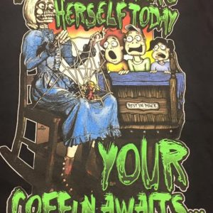 """HH """"Mother of Fright"""" T-Shirt"""
